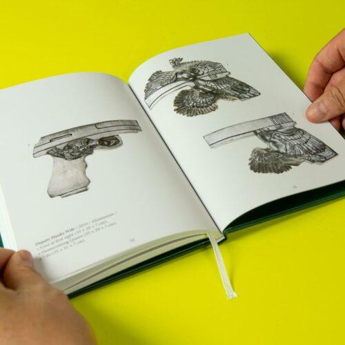 »Das Jagdschloss«, Angela Schilling, Katalog DIN A5